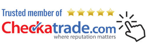 5* reviews on checkatrade