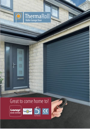 thermarool roller garage door brochure